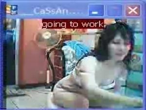 cassandra masturbates to orgasm ... free