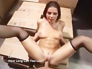 fucked my busty secretary