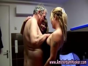 Two euro hookers jerking custom ... free