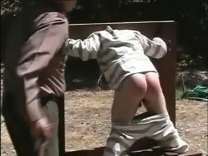 Sergeant Spanks Prisoners