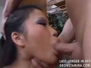 Big-breasted Asian Whore free