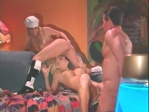 Peter North Threesome Porn Videos