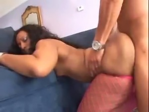 Cherokee d ass gangbang by Lex and Marco