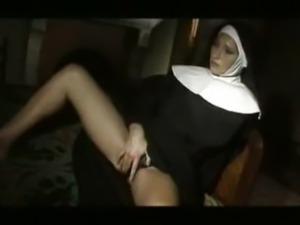 A Nun Whore
