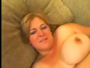BBW chick goes anal