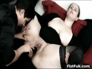 The amazing anus and vagina fuck part6