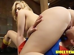 Superman Vs Spiderman XXX A Porn