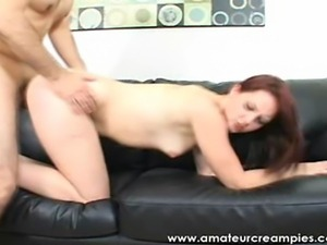 Exclusive video clip from Amateur Creampies where hundreds of Amateur Girls...