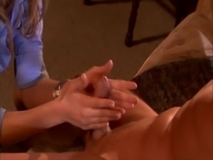 Beautiful Blonde Fucked by Strainger free