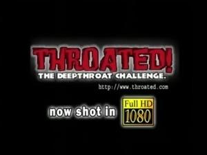 throat challenge - Rachel Roxxx free