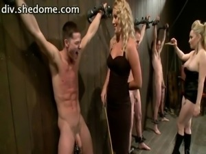 Dominant women, submissive men free
