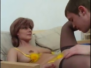 Mummy Wants Your Cock!
