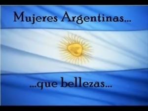 Bellas Argentinas Parte VIII free