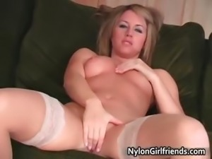 Bella Cole  Naughty New Bride Shows part6