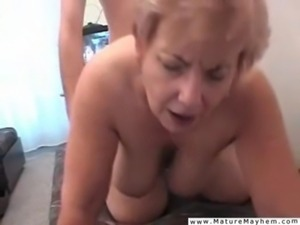 Mature whore suffer an extreme  ... free