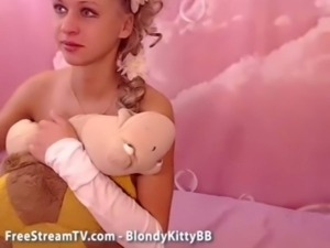 BlondyKittyBB on FreeStreamTV.com free