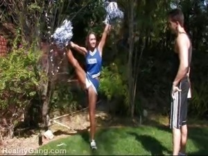Halia Hill - Cheerleader