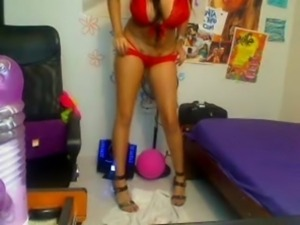 Cam Girl with Big Tits free