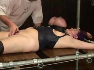 bdsm big tits tied up