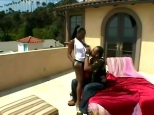 Jada Fire in anal action