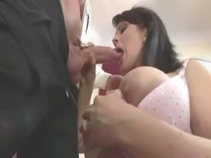 Kristi Love anal action