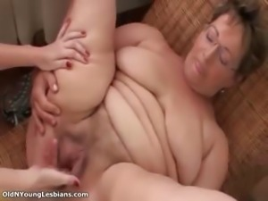 Cute brunette babe goes crazy sucking part6