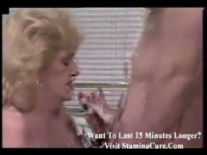 Lucky Old Granny gets Young Cock free