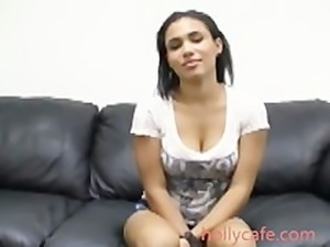Casting Couch Kristy Backroom Casting