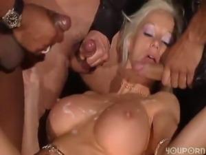 Dungeon gangbang - Free Porn Videos - YouPorn free