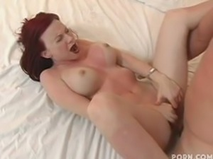 Red Head Escort Gets Fucked