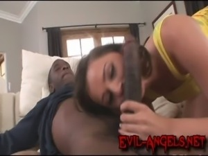 Tori Black pumped by Ice Colds monster cock and jizzed in her pretty face free