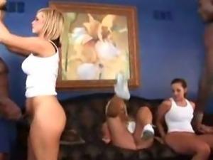 Austin Taylor,Kelly Divine & Tara lynn Foxx