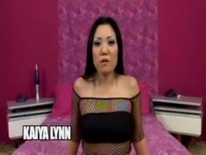 Kaiya Lynn, asian mature gets her ass banged free