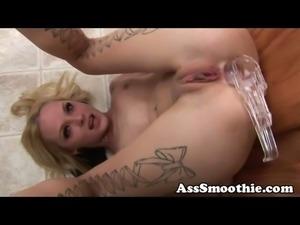 Faye Runaway - Ass Smoothie