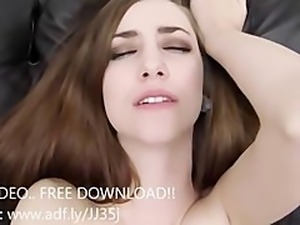 Cute Girl  Really Hot Orgasm