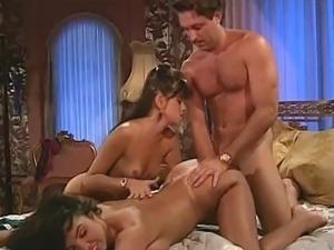 Classic threesome