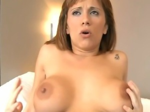 Mar Duran and her big Tits bounce up and down on hard Dick