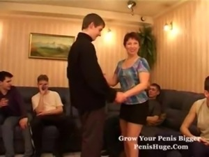 Rus Mature Gang 2 free
