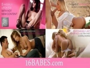 Amber Sym Solo Babe - 16babes.com free