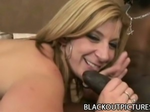 A black monster cock for sara jay
