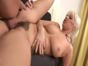 Over 9,000 Porn Movies Only at: NikVid.com # Blonde babe reamed out by cock free