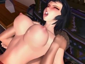 Glamorous Yua 3D