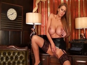 Leigh Darby - Perky Nipples