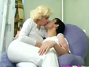Horny Russian wife loves anal