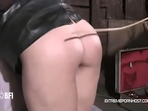 Scared mature wife gets severely punished by her dominant husband. He take...