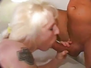 Rough Sex  With Blondie Girl