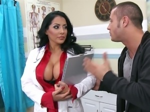 Horny doctors need a break too!