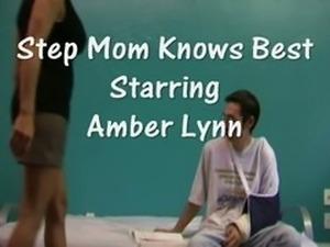 Stepmom gives Hot Handjob