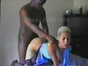 Blond black girl free