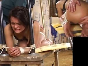 Tiki painful anal
